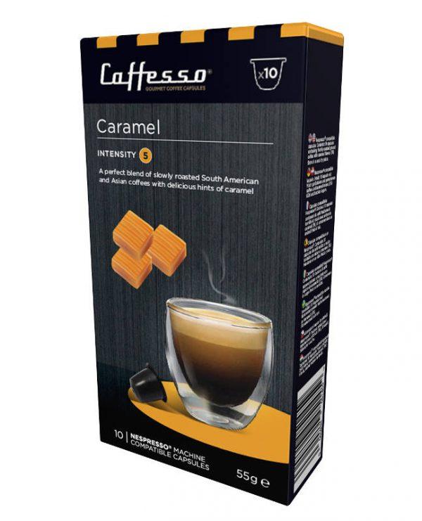 Caffesso Caramel 10 ks