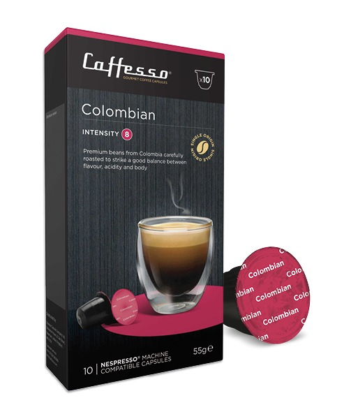 Caffesso Colombian 10 ks