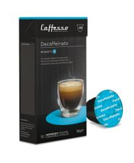 Caffesso Decaffeinato 10 ks