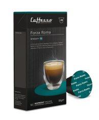 Caffesso Forza Roma 10 ks