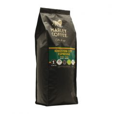 Marley Coffee Kingston City Espresso! 1kg zrnková