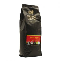 Marley Coffee Lion's Blend! 1kg zrnková