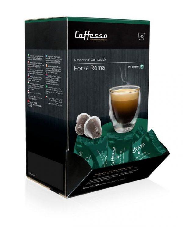 Caffesso Forza Roma 60 ks