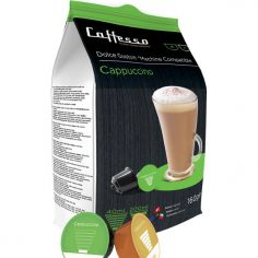 Caffesso Dolce Gusto Cappuccino 16 kapslí