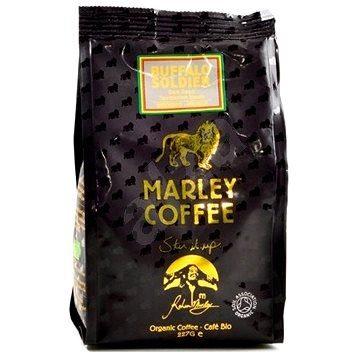 Marley Coffee Buffalo Soldier! 227g zrnková